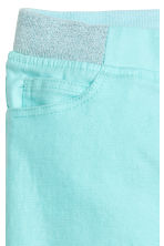 Treggings - Light turquoise -  | H&M CN 5